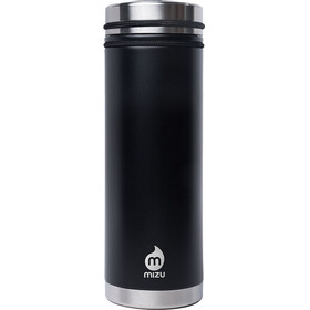 MIZU V7 - Recipientes para bebidas - with V-Lid 700ml negro